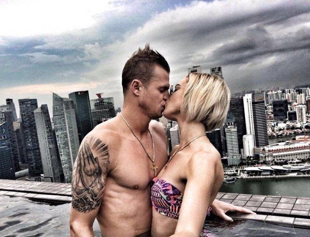 Супруг Ольги Бузовой Дмитрий Тарасов попал в клинику стравмами