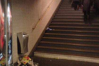 ФОТО читателя Delfi: Париж — грязный, шумный и криминальный город
