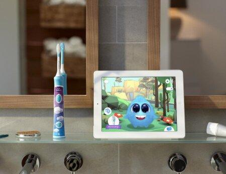 Kuidas saada laps hambaid pesema? Appi tuleb äpp!