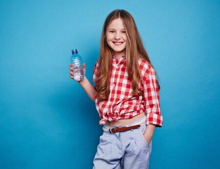 Lihtne nipp: veeautomaadid koolides aitavad võidelda ülekaaluga