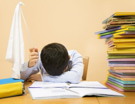 5 põhjust, miks laps ei taha õppida