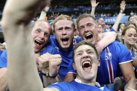 Humoorikas arvutus: Islandil ongi vaid 23 jalgpallurit…