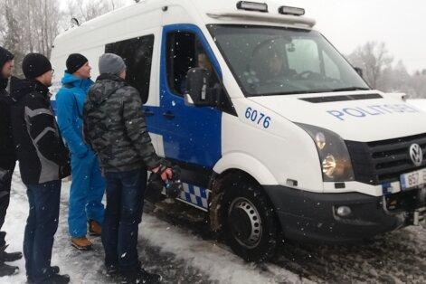 Kurjategija kinnipidamine Viljandimaal