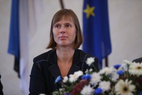 """""""Kersti Kaljulaidi abikaasa ei ole luuraja, tema töö ei ole olnud seinaga ühte sulamine"""""""