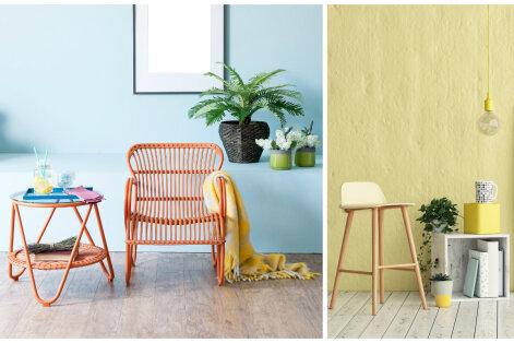 Viis värvi, mis sind kodus õnnelikuks teevad