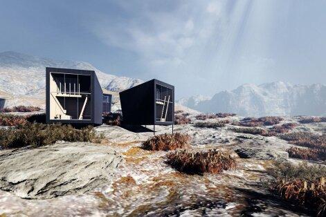 VIDEO JA FOTOD: KOKO arhitektide matkamaja Nye Skåpet Oslo kuningaaias