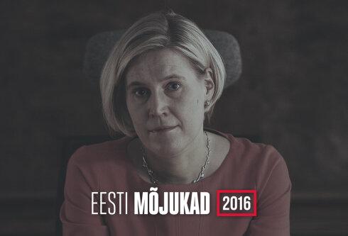 EESTI MÕJUKAD 2016: Tavaline tööpäev Eesti mõjukaima riigiteenri elus - ühe minutiga