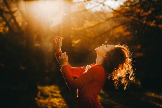 SEPTEMBRI SÕNUM: enese kehtestamine loob ruumi armastusele