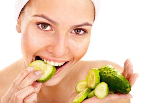 Anti aging foods- cucumber