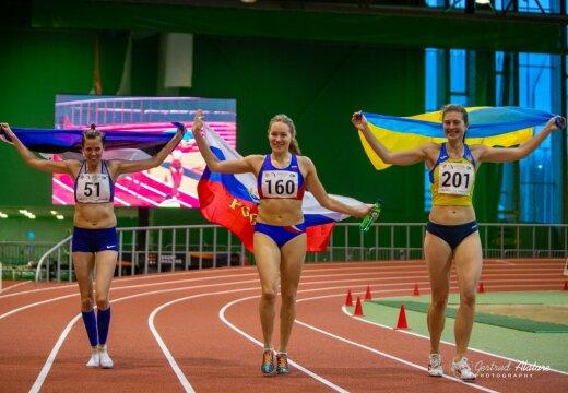 Cathy Saem võitis Eestile kurtide sisekergejõustiku MM-ilt viievõistluse pronksi