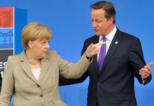 Merkel peab brittide lahkumist EList võimalikuks
