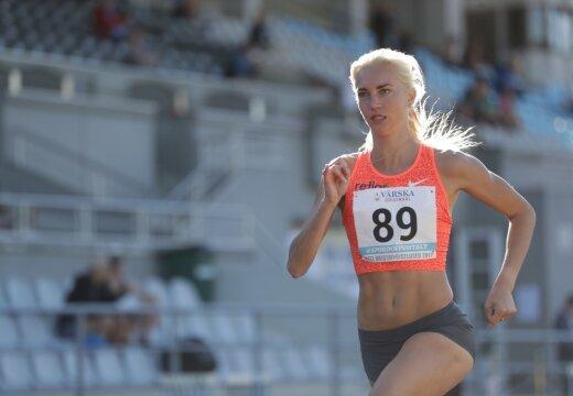 Liina Tšernov parandas miilijooksu Eesti rekordit viie sekundi võrra