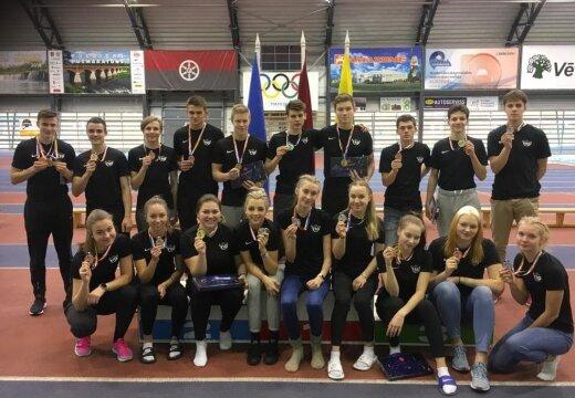 Eesti kergejõustiklased võitsid U18 Balti meistrivõistlustel kuus esikohta