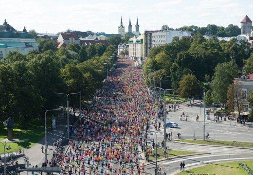 SEB Tallinna Maraton toimub tänavu viimast korda
