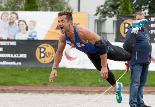 Magnus Kirti vaevas terve imelise hooaja jooksul jalavigastus