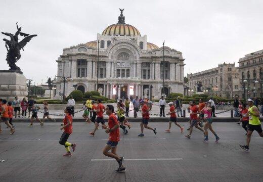 Kõigi aegade suurim pettus jooksuvõistlusel? Mexico City maratonil diskvalifitseeriti ligi 6000 osalejat