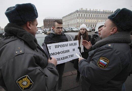 Георгий Полтавченко, гомосексуализм.