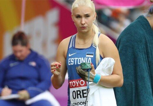 Anna Maria Orel tegi hooajale suurepärase sissejuhatuse