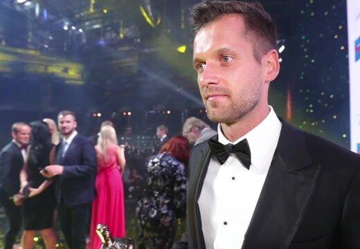 DELFI VIDEO   Magnus Kirt: nominente vaadates võinuks selle Kristjani saada kes iganes