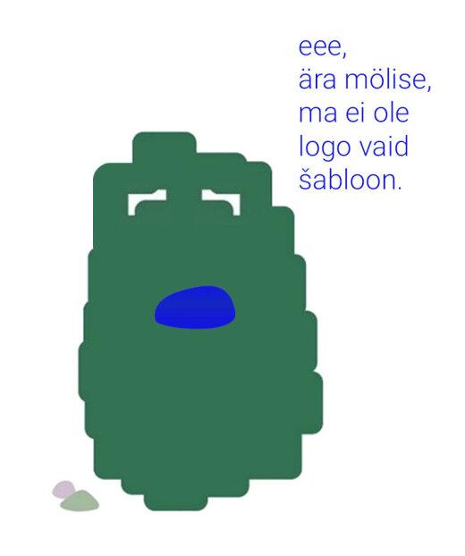 PILDID: Naera puruks! Mis saaks siis, kui Eesti brändi roheline rändrahn oskaks rääkida?