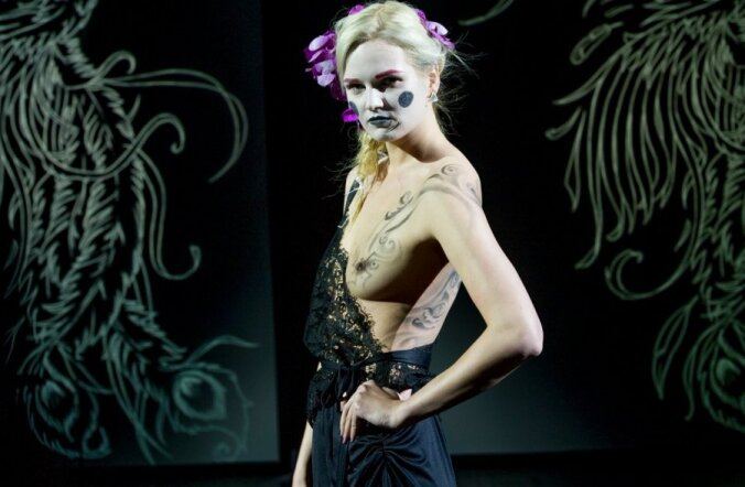 Tallinn Fashion Week Beatrice moeshow