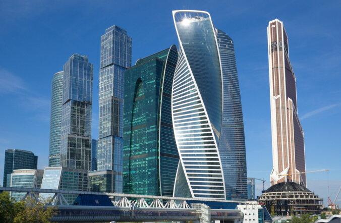 Dünaamiliste vormidega pilvelõhkujate looja <strong>Philip Nikandrov</strong>