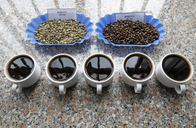 Briti labor andis tudengeile kogemata 300 kohvitassiga võrdse kofeiiniannuse