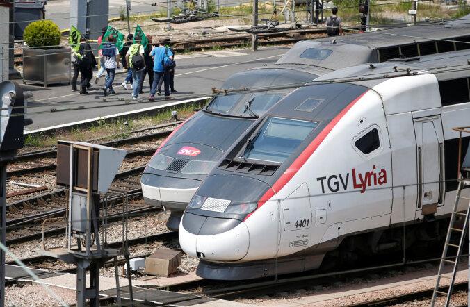 Kümme tähelepanekut Rail Balticu kohta ehk kas ülesõidukohal peab ikka rongi alla jääma