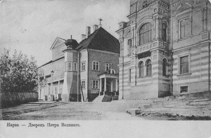 Jaak Juskega kadunud Eestit avastamas: Narvas asunud Peeter I maja kadumise lugu