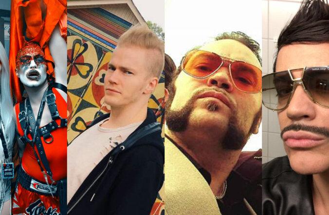 Puidutümm, pervovunts ja <em>boyband</em>: Soomlased valisid välja oma Eesti Laulu 10 lugu, millest üks põrutab eurolavale!