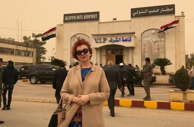 Yana Toom Aleppos