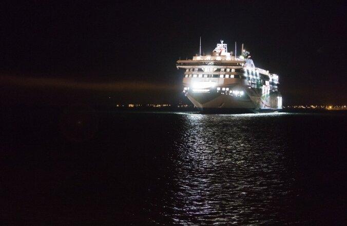 Tallinki uus parvlaev Megastar on üks viimaseid registrisse lisandunud laevu.