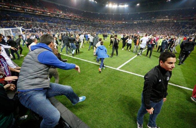 Lyon vs Besiktas