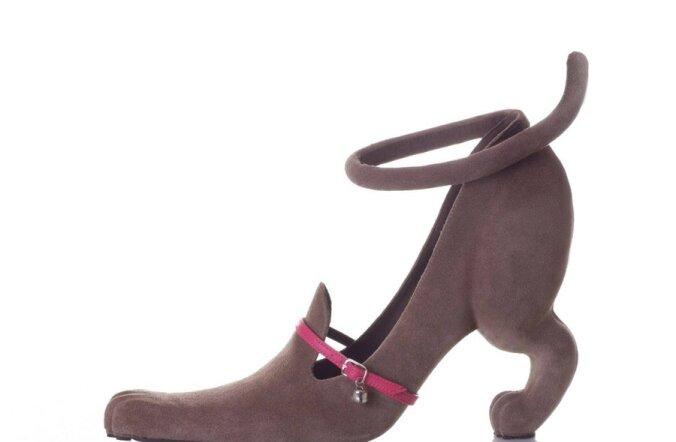 FOTOD: 23 paari kõige veidramaid kingi!
