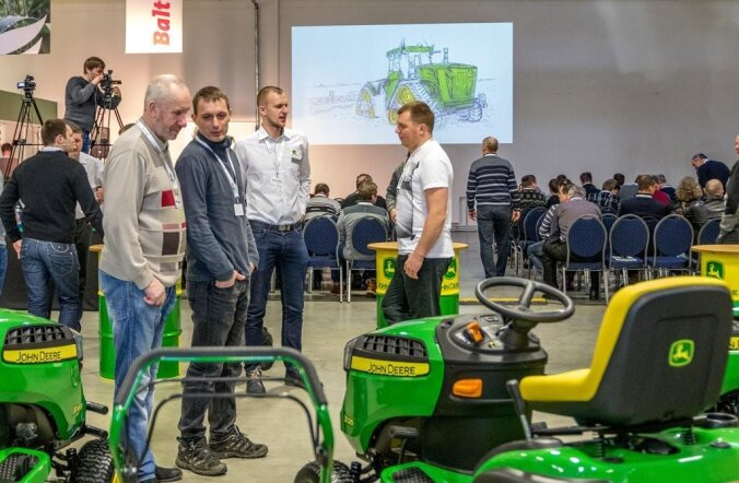 Baltic Agro Machinery võttis põllumajanduse põhjalikult ette