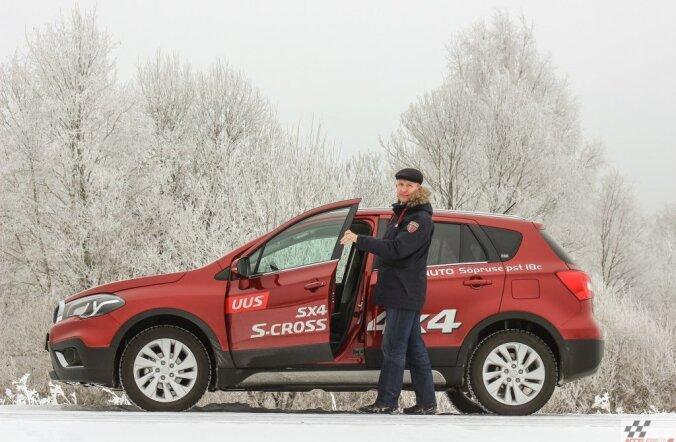 Suzuki SX4 S-Cross – raske on leida autot, mis suudaks pakkuda sama raha eest nii palju