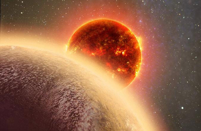 Esmakordne avastus: Maa-sarnasel planeedil tuvastati atmosfääri olemasolu