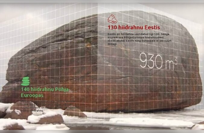 """Brändirahnud: """"Osooni"""" ringkäik Eesti suurte kivimürakate maailmas"""