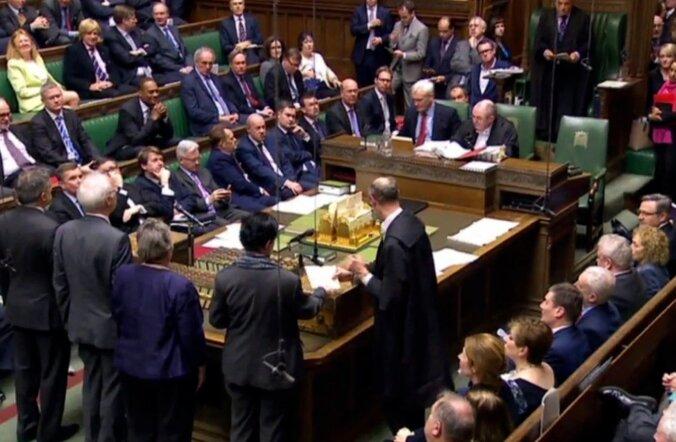 Briti parlament võttis vastu Brexiti-eelnõu ja avas tee EL-ist lahkumise läbirääkimisteks