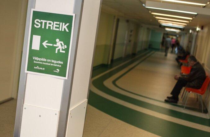 Ради дополнительного финансирования врачи готовы провести забастовку длиной в несколько месяцев