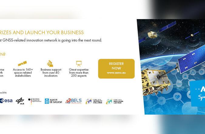 Sul on idee satelliitnavigatsiooni kasutamiseks? Ideekonkursil võid võta enam kui miljon eurot!