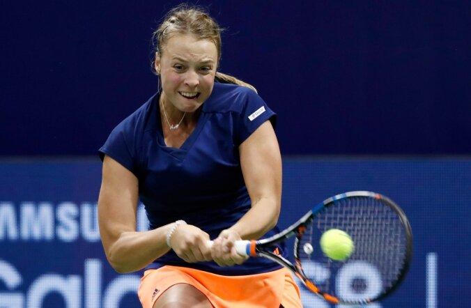 Switzerland Tennis WTA Biel