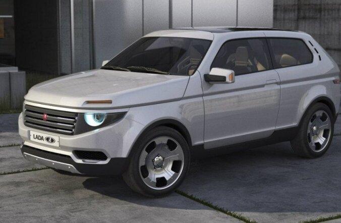 Kõlakas! Uue Lada 4×4 prototüüpimine peatatud, tulemas on Lada Duster