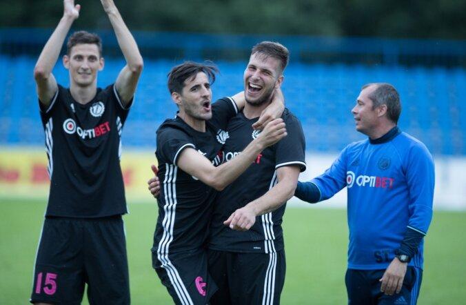 Nõmme Kalju vs Haifa Maccabi