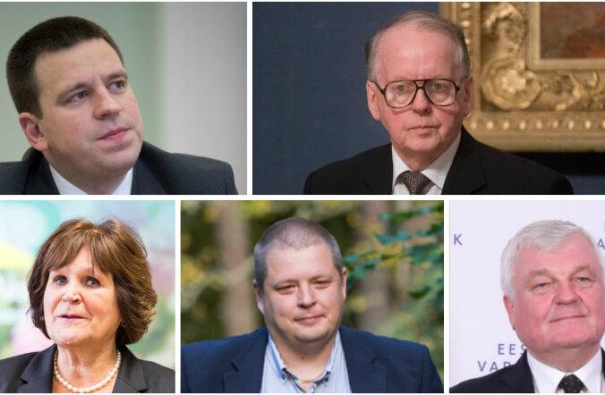 Центристы хотят переизбрать нынешнее руководство парламентской фракции