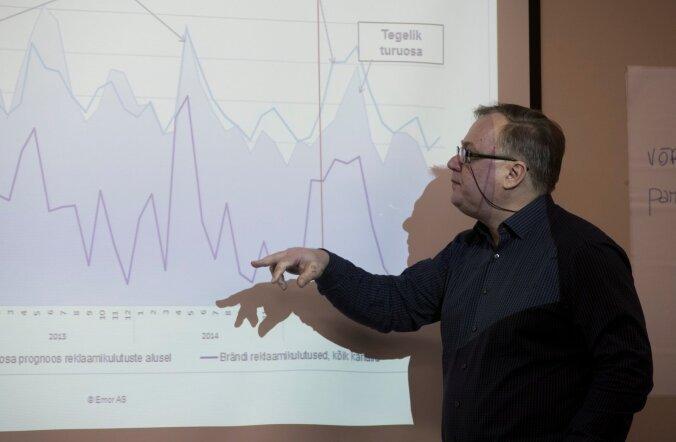 Uuringuekspert Aivar Voog