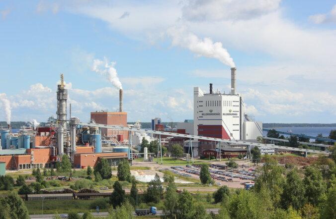 Rootsi miljarditehase betooni tarnib Eesti ettevõte