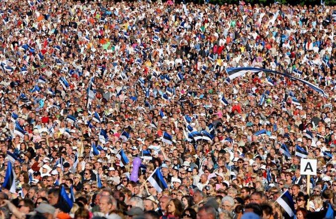 ВСЕ ЯСНО! Население Эстонии сократилось на 5,5 процента, в стране — 1 294 236 постоянных жителей