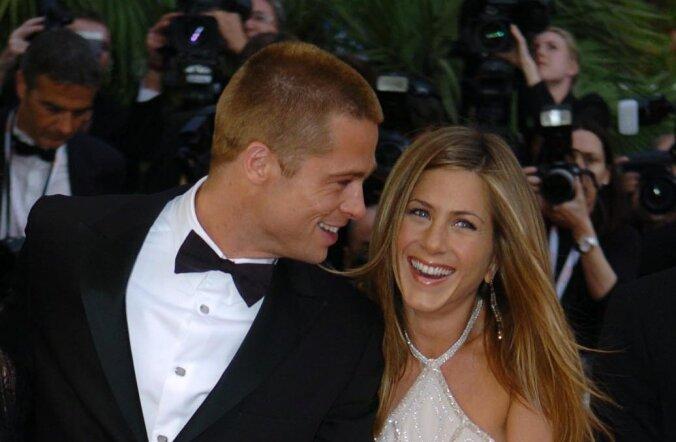 Vana arm ei roosteta? Lahutusmadinast kurnatud Brad Pitt soojendab suhteid Jennifer Anistoniga