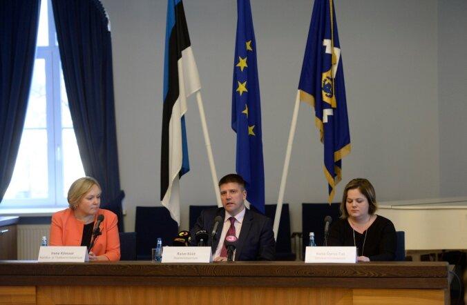 Raivo Küüt, Irene Käosaar, Kaisa Üprus-Tali